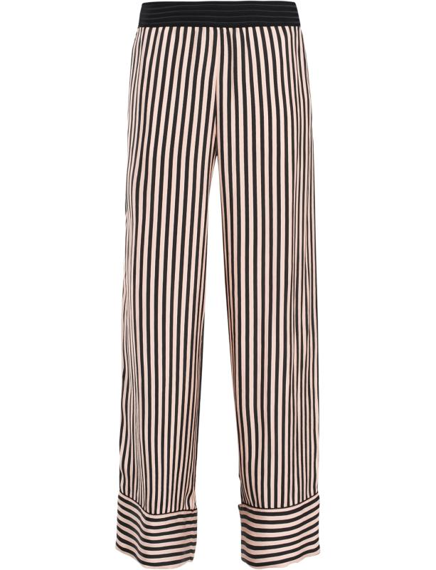 PANTALON RAYÉ SUMMUM WOMAN