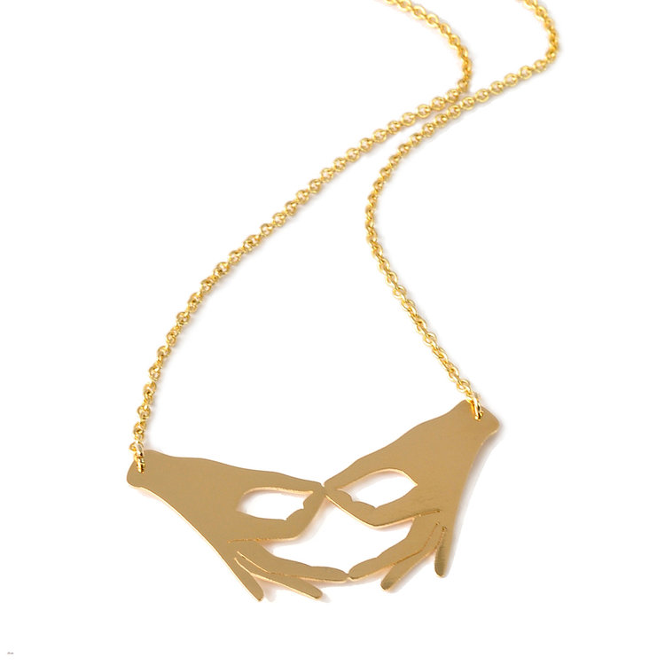 COLLIER MASQUE LUCIE SAINT LEU