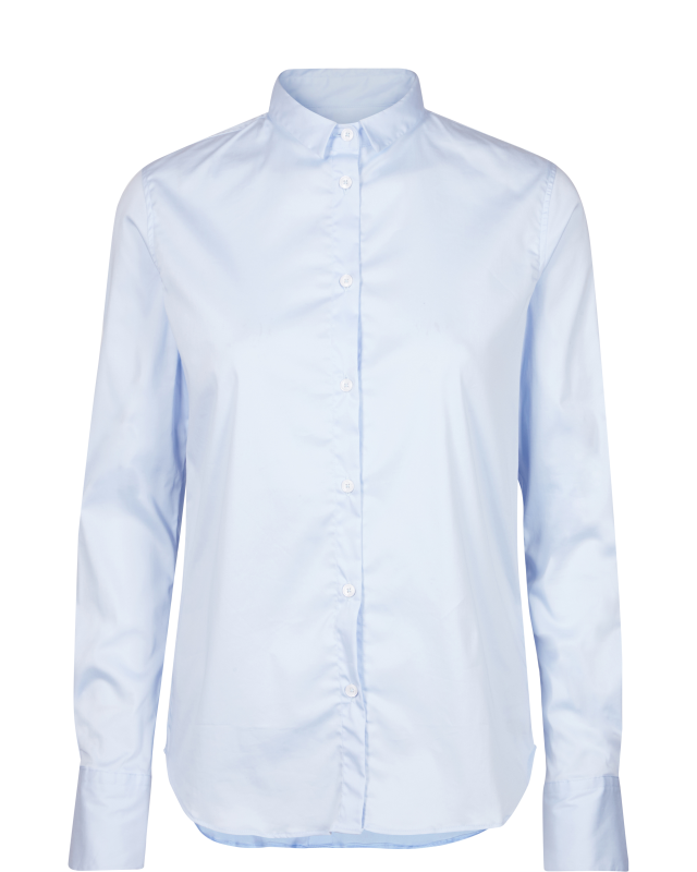 CHEMISE LIGHT BLUE TILDA MOS MOSH