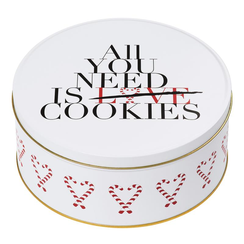 BOITE A COOKIE ALL YOU NEED IS COOKIE RADER