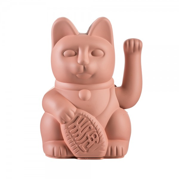 LUCKY CAT PINK DONKEY