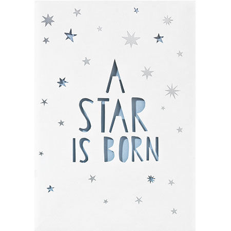 A STAR IS BORN MIXTE CARTE / PHOTOPHORE