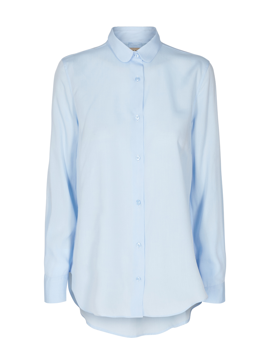 CHEMISE LIGHT BLUE CLARA NANI MOS MOSH