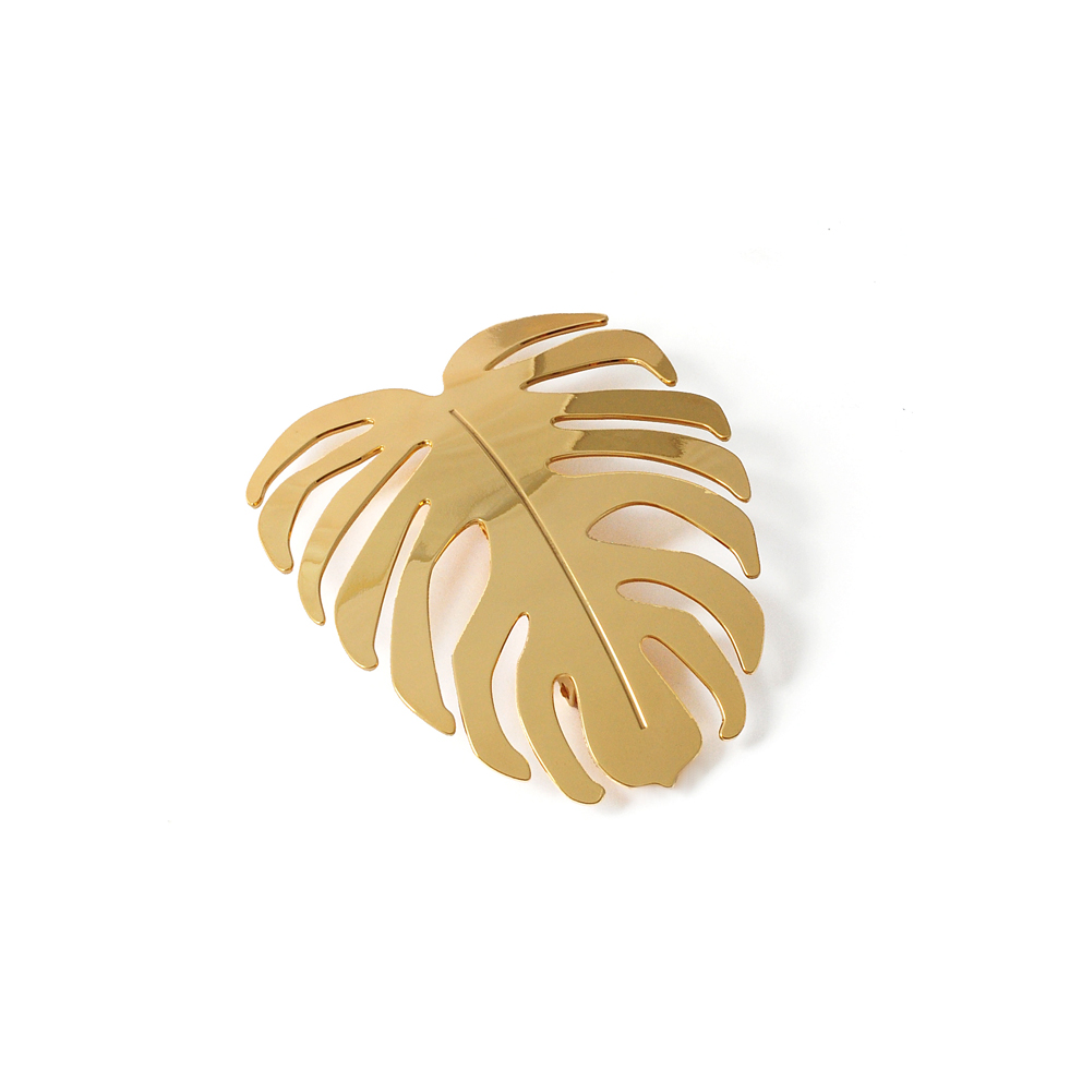 BARRETTE MONSTERA LUCIE SAINT LEU